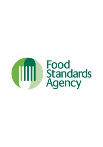 Logo for the Food Standards Agency company